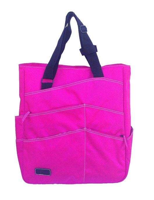 Maggie Mather Tennis Super Tote